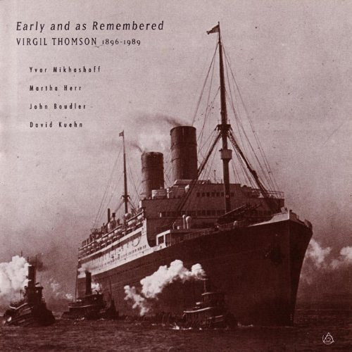 Early and As Remembered cover
