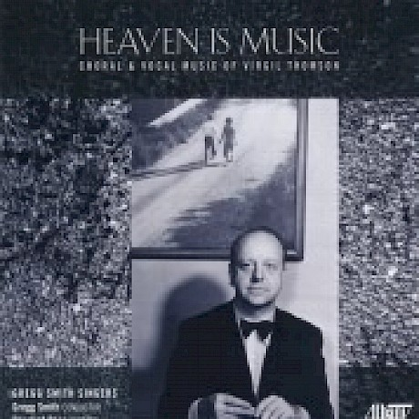 Heaven is Music cover