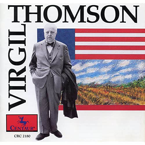 Virgil Thomson cover